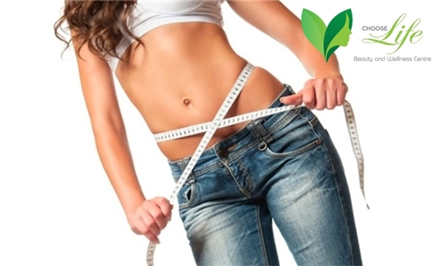 Infrared Sauna and EMS Slimming Sessions from Choose Life Beauty and Wellness