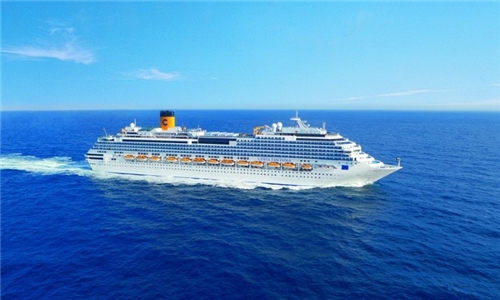 2021 Luxury Cruise: 10-Night Italy, France, Spain, Portugal, Gibraltar Cruise for Two Aboard the Costa Fascinosa