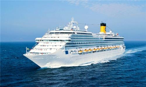 2021 Luxury Cruise: 7-Night Italy, Malta, Greece Cruise for Two Aboard the Costa Magica