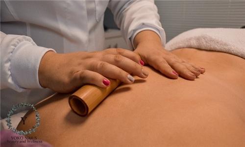 60-Minute Bamboo Massage from Yoko Nails, Beauty and Wellness