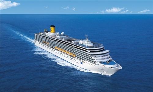 2021 Luxury Cruise: 7-Night Italy, Croatia, Montenegro, Greece Cruise for Two Aboard the Costa Deliziosa
