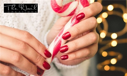 Choice of Gelish Manicure and/or Pedicure from The Nail Creations