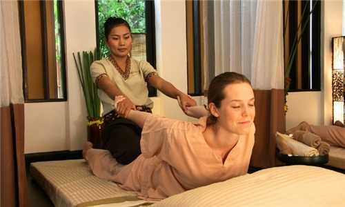 60-Minute Thai Yoga Massage from Flow Wellness