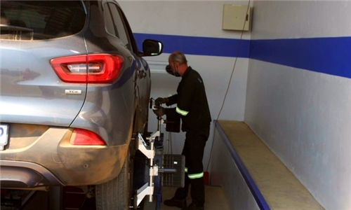 Balancing and Wheel Alignment for One Vehicle from Mammoth Tyres