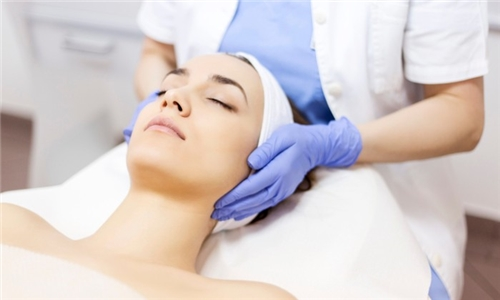Targeting Facial and LED Light Combo from Sands Kouture Beauty Studio