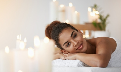 60-Minute Full Body Massage with Optional Full Body Scrub from Sands Kouture Beauty Studio