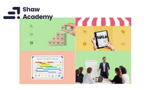 Choice of Business Courses from Shaw Premium