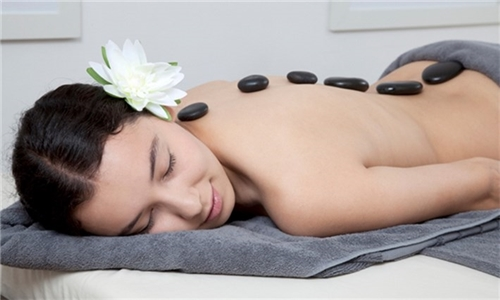 60-Minute Full Body Massage Including Express Mani and Pedi from Amanee Beauty Salon