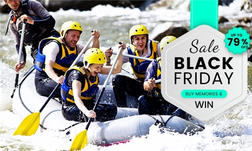 White River Rafting at Earth Adventures