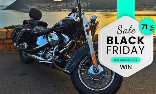 2-Hour Coastal Harley Davidson Tour