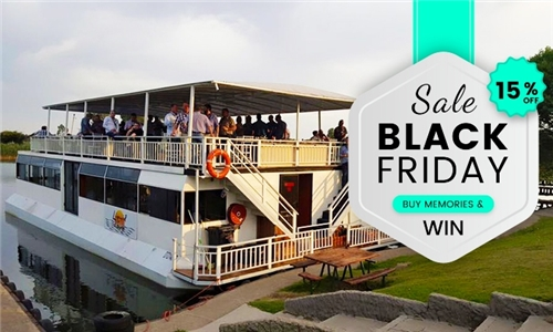 2-Hour Sunday Cruise and Buffet Meal including Entertainment with Liquid Lounge
