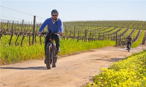 Full Day E-Bike Tour with African Eagle E-Bikes