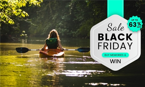 Scenic Paddling Experience with Impact Adventure Africa