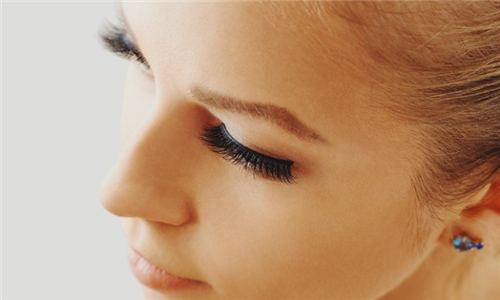 Classic Eyelash Extensions with Optional Fill at Salon L' Amour