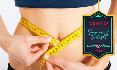 Super Slimming Package from Khutsong Wellness Spa