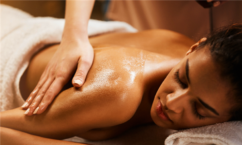 60-Minute Full Body Massage from Newleaf Spa