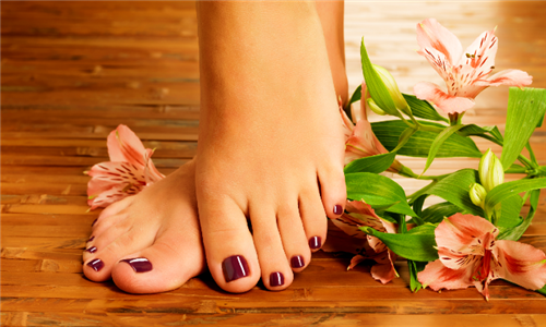 Gel Pedicure with Optional Foot Massage from Bodyframe Beauty Clinic