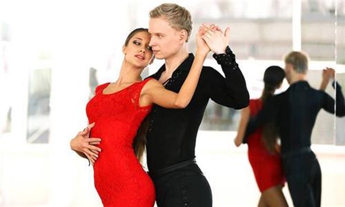 Social Ballroom or Latin Dance Class at John Murray Dance Studio