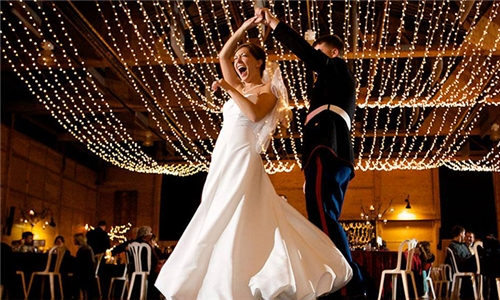 Wedding Dance Package from John Murray Dance Studio