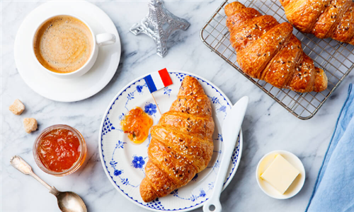Online Course: Croissants Home Baking from Knowledge Door