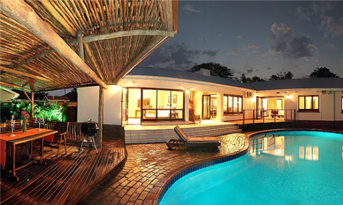 KwaZulu-Natal: 1-Night Anytime Stay for Two Including Breakfast at De Charmoy Estate Guest House
