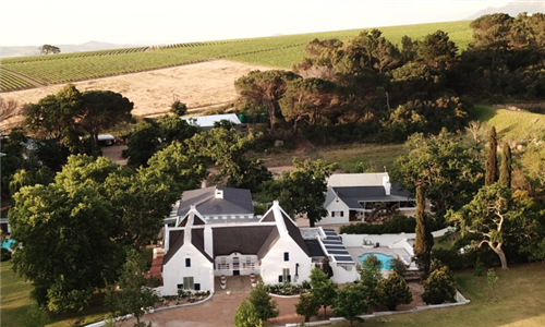 Cape Winelands: 2-Night Stay for Two in a Self-Catering Farm Cottage at San Gabriel Estate, Stellenbosch
