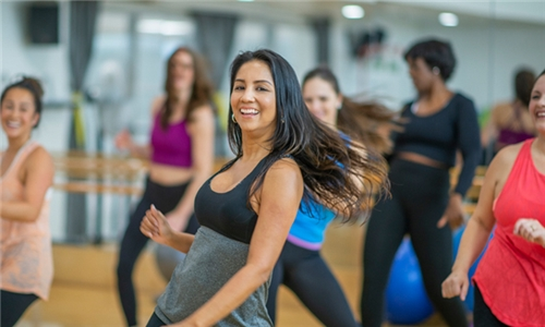 5 or 10 x Zumba, Pound, Piloxing or Bootcamp Classes with Jamfox