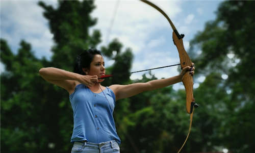 Archery and Hike Combo at Adventure Zone Africa – Monument
