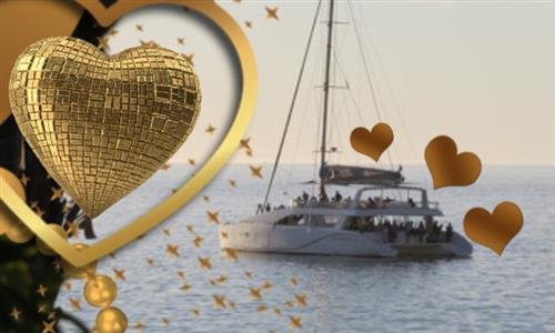 Valentine's Twilight Cruise On-Board the Mirage