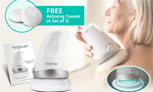 VibroSculpt Body Massager Including Delivery