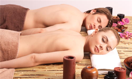 120-Minute Couples Spa Package from The Detox Studio