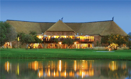 Bela-Bela: 2-Night Stay for Two Including Breakfast, Golf and Spa Voucher at Zebula Golf Estate & Spa