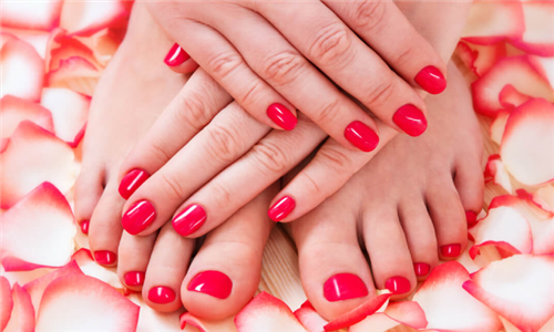 Online Course: Beauty Therapy: Manicure and Pedicure from Janets