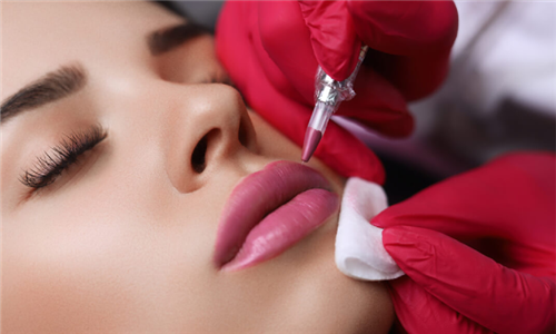 Online Course: Permanent Makeup Full LIPS Masterclass from Janets
