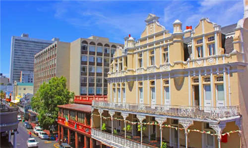 Cape Town: 1 or 2-Night Stay for Two at Long Street Boutique Hotel