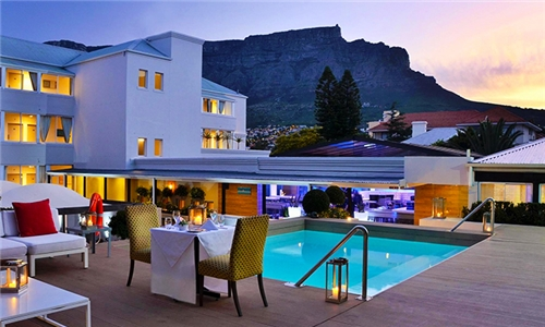 Cape Town: 1-Night Stay for Two Including Breakfast at The Cape Milner Hotel