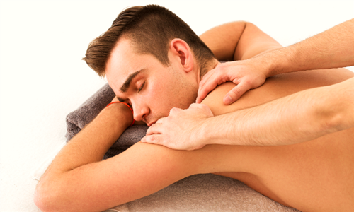 60-Minute Full Body Swedish Massage from Beauty Time