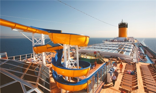 January 2022: Luxury Cruise: 7-Night United Arab Emirates, Oman Cruise for Two Aboard the Costa Pacifica