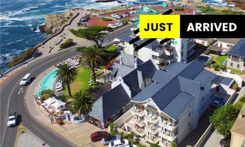 Western Cape: 2-Night Stay for Two Including Breakfast at Harbour House Hotel