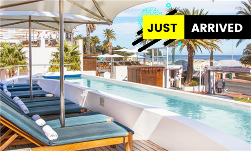 Western Cape: 2-Night Stay for Two Including Breakfast Daily and a Sunset Cocktail at The Bay Hotel Camps Bay