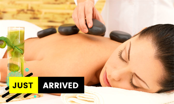 Choice of 60 or 90-Minute Aromatherapy or Hot Stone Massage at DD's Day Spa & Hair