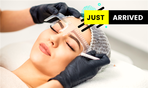Microblading Session at EB Artistry