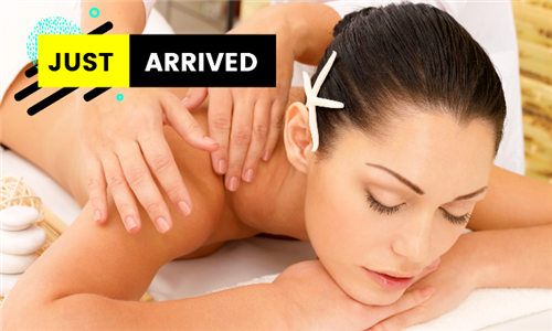 Choice of 60-Minute Full Body Aromatherapy or Swedish Massage at Nouvelle ere Beauty Spa
