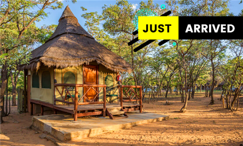 Limpopo: 1-Night Stay for Two Including Breakfast & Dinner, Game Drive and Massage at Wildside Lodge at Entabeni