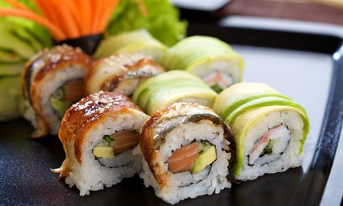 26-Piece Sushi Platter from Risushi