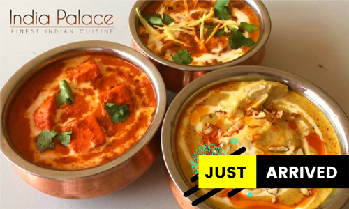 2-Course Authentic Indian Cuisine Experience at India Palace, Centurion Lifestyle Shopping Center