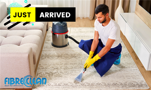 Carpet Cleaning Service for 2, 4 or 6 Rooms with 2 Cleaners from Fibre Clean