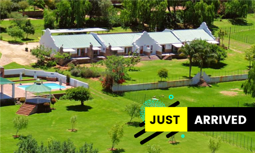 Klein Karoo: 1 or 2-Night Stay for Two or Four Including 20% Discount Activity Voucher at Old Mill Nature Lodge & Restaurant