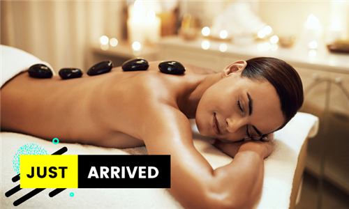 Choice of 60-Minute Swedish, Hot Stone or Aromatherapy Massage Including Refreshments at Pretty Glam