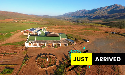 Oudsthoorn: 2-Night Weekday or Weekend Stay for up to Four at Swartberg Pass Cottages